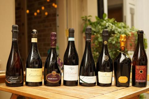 Lambrusco Day 2014 at In Parma, London, UK