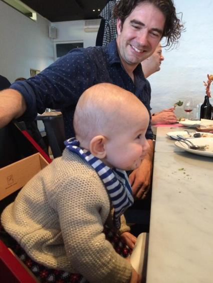Lambrusco Day 2014 at Ladro, Melbourne, Australia