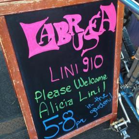 Lambrusco Day at Windsor Wines, Brooklyn, NY