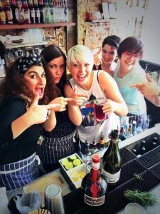 Lambrusco Day at Polpo Restaurants, London, UK