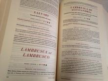 Lambrusco Day at Rotorino, London, UK