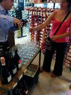 Lambrusco Day at Social Wines, Boston, MA