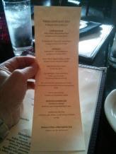 Lambrusco Day at Dolce Vita Pizzeria, Houston, TX